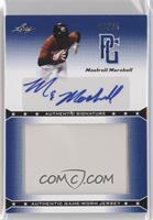 Montrell Marshall /25