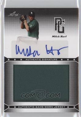 2013 Leaf Perfect Game Showcase Jersey Autographs #JA-MH2 - Mitch Hart