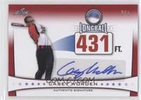 Casey Worden /5