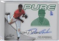 Tim Anderson /10
