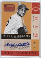 Billy Williams /25