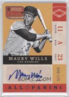 Maury Wills /125