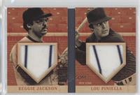 Lou Piniella, Reggie Jackson /40