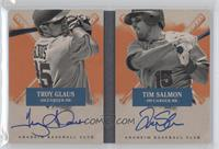 Tim Salmon, Troy Glaus /25