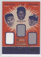 Brooks Robinson, Adrian Beltre, Manny Machado /50