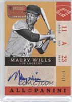 Maury Wills /10
