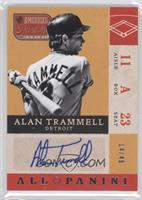 Alan Trammell /49