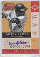 Dusty Baker /25