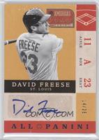David Freese /25