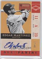 Edgar Martinez /49