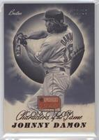 Johnny Damon #3/10
