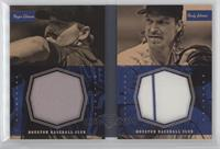 Roger Clemens, Randy Johnson #76/99