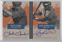 Jack Clark, Terry Pendleton /49