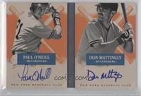 Don Mattingly, Paul O'Neill /25