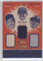 Evan Longoria, George Brett, Manny Machado /50