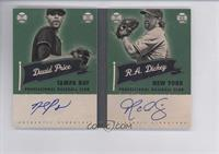 R.A. Dickey, David Price /5