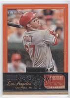 Mike Trout /125