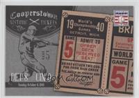 1940 World Series