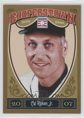 2013 Panini Cooperstown Collection #101 - Cal Ripken Jr.