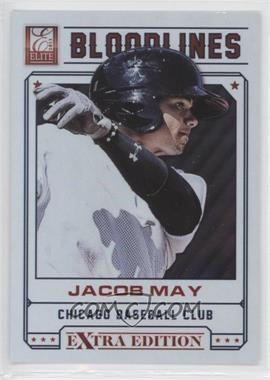 2013 Panini Elite Extra Edition - Bloodlines #8 - Jacob May, Lee May