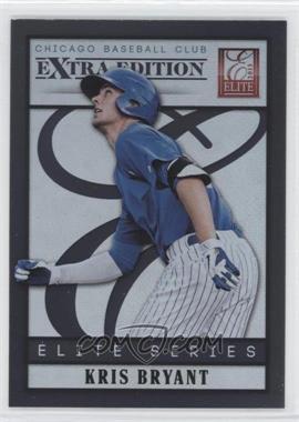 2013 Panini Elite Extra Edition - Elite Series #2 - Kris Bryant