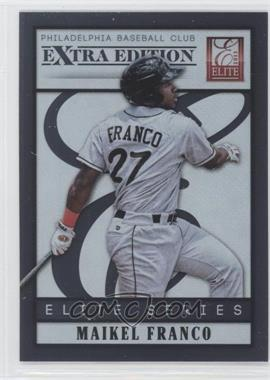 2013 Panini Elite Extra Edition - Elite Series #20 - Maikel Franco