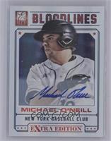 Paul O'Neill, Michael O'Neill /25 [Mint]