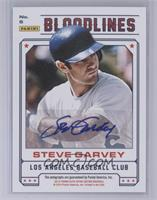 Ryan Garvey, Steve Garvey /25 [Near Mint‑Mint]