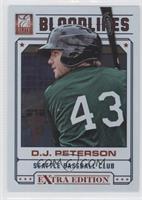 Dustin Peterson, D.J. Peterson
