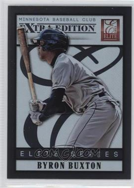 2013 Panini Elite Extra Edition Elite Series #1 - Byron Buxton