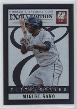 2013 Panini Elite Extra Edition Elite Series #13 - Miguel Sano