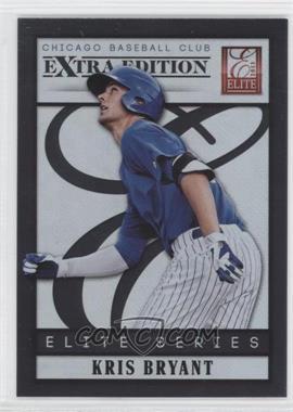 2013 Panini Elite Extra Edition Elite Series #2 - Kris Bryant