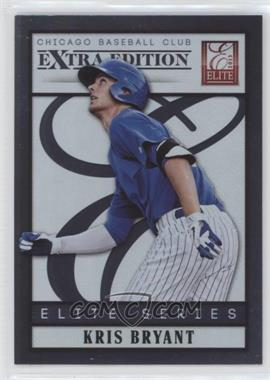 2013 Panini Elite Extra Edition Elite Series #2 - Kris Bryant