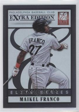 2013 Panini Elite Extra Edition Elite Series #20 - Maikel Franco