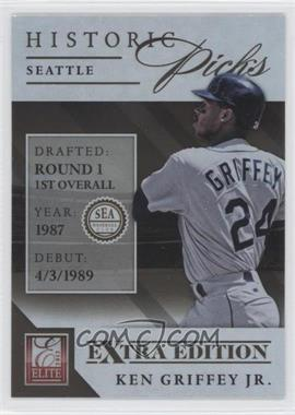 2013 Panini Elite Extra Edition Historic Picks #3 - Ken Griffey Jr.