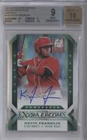 Kevin Franklin /25 [BGS 9]