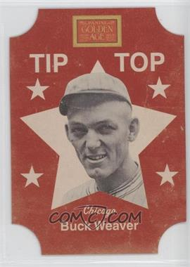 2013 Panini Golden Age Tip Top Bread #5 - Buck Weaver