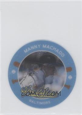2013 Panini Hometown Heroes SportDiscs #SD50 - Manny Machado