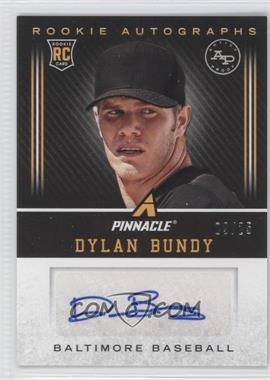 2013 Panini Pinnacle - Rookie Autographs - Artist Proof #DB - Dylan Bundy /25