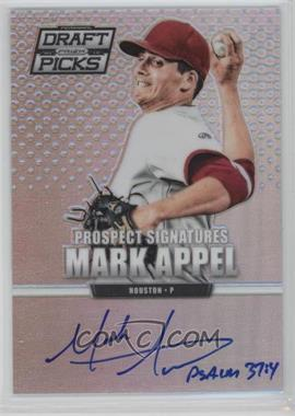 2013 Panini Prizm Perennial Draft Picks - Prospect Signatures - Prizms #1 - Mark Appel