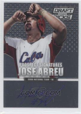 2013 Panini Prizm Perennial Draft Picks - Prospect Signatures #48 - Jose Abreu