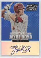 Jayce Boyd /75