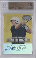 Hunter Dozier /10 [BGS 9.5]