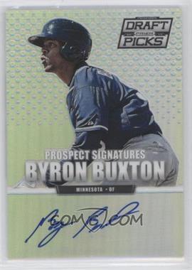 2013 Panini Prizm Perennial Draft Picks Prospect Signatures Prizms #49 - Byron Buxton