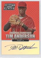 Tim Anderson /100