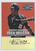 Ivan Wilson /100
