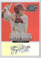 Jayce Boyd /100