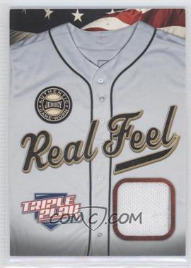 2013 Panini Triple Play - Real Feel Material #1.1 - Jersey
