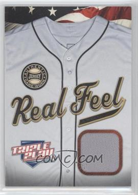 2013 Panini Triple Play Real Feel Material #1.1 - Jersey