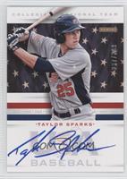 Taylor Sparks /399